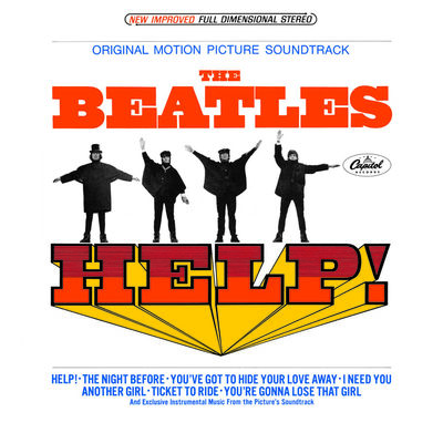 The Beatles: Help! (USA Version)