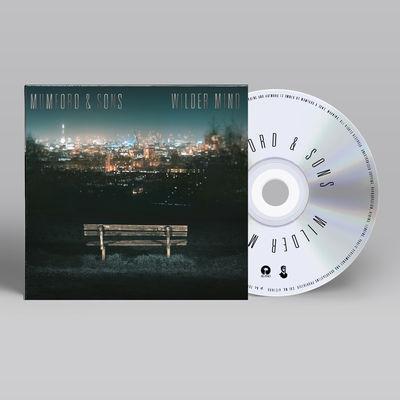 Mumford & Sons : Wilder Mind Deluxe CD Album