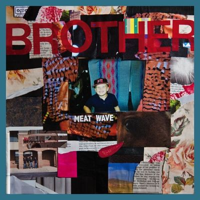 Meat Wave: Brother EP: Red Vinyl