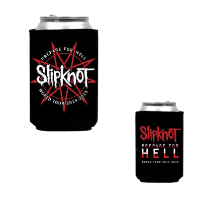 Slipknot: Prepare For Hell Koozie Can Cooler