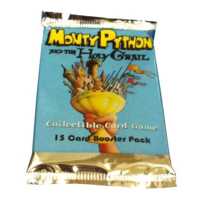 Monty Python: Monty Python and the Holy Grail - The Collectible Card Game (Booster Pack)