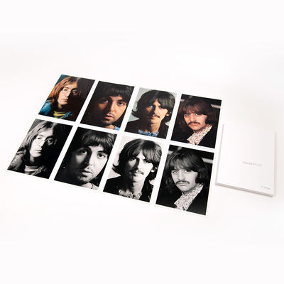 The Beatles: The Beatles (White Album) Limited Edition Exclusive 50th Anniversary Litho Set