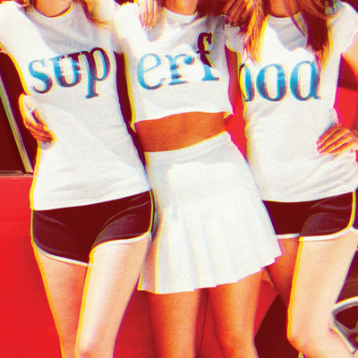 Superfood: Don't Say That: Red Vinyl