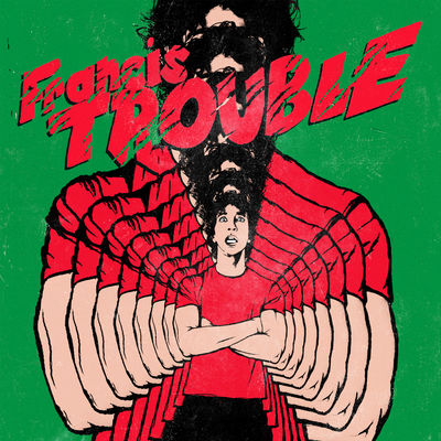Albert Hammond Jr.: Francis Trouble: Signed