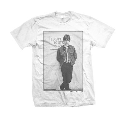 Paul Weller: Vintage Photo T-Shirt