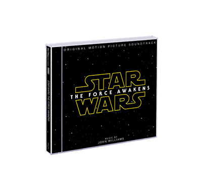John Williams: The Force Awakens Standard Packaging