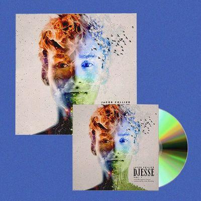 Jacob Collier: Djesse Vol. 1 CD + Signed Print