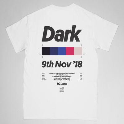 S.G. Lewis: Dark Tee - S