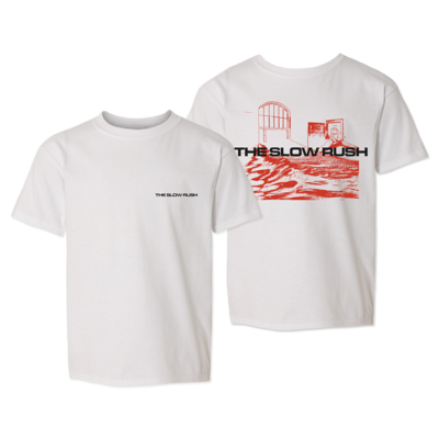 Tame Impala: THE SLOW RUSH  T-SHIRT - S