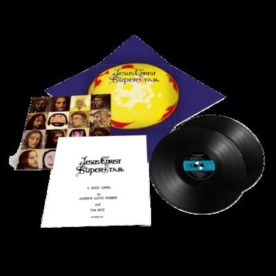 Andrew Lloyd Webber: Jesus Christ Superstar - 50th Anniversary Edition: Exclusive 2LP