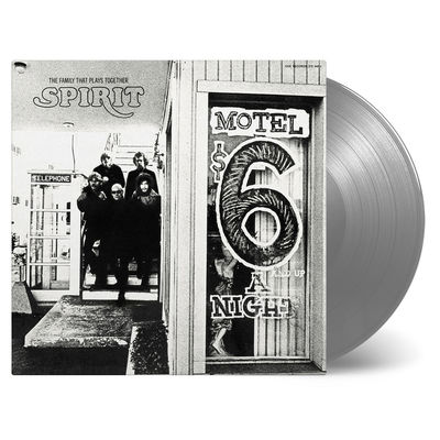 Spirit: The Family That Plays Together - Silver Vinyl