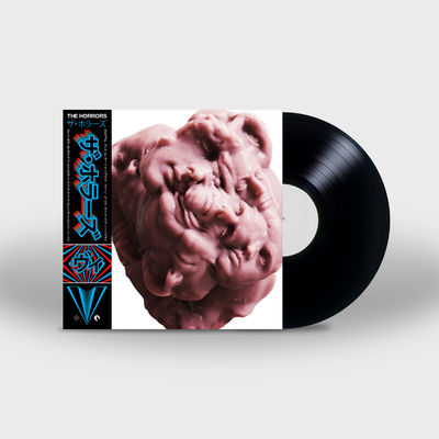 The Horrors: V: Double Vinyl LP - Signed