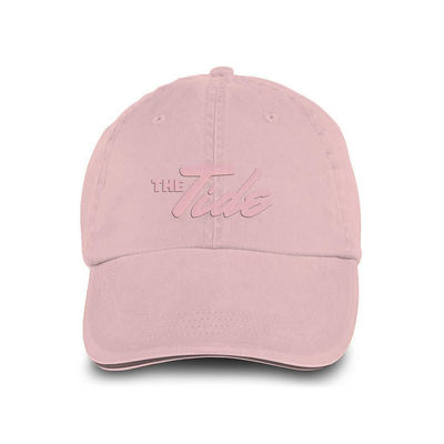 The Tide: The Tide Pink Cap