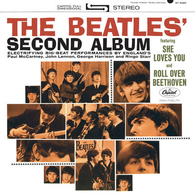 The Beatles: Second Album (USA Version)