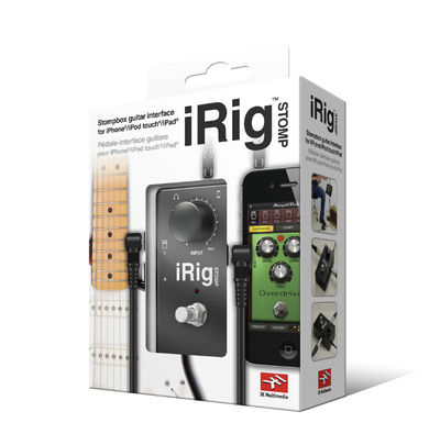 IK Multimedia: iRig Stomp