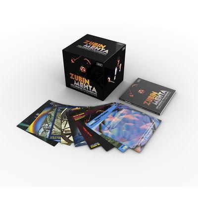 Zubin Mehta / LA Philharmonic Orchestra : Zubin Mehta and The LA Philharmonic Orchestra: Complete Decca Recordings