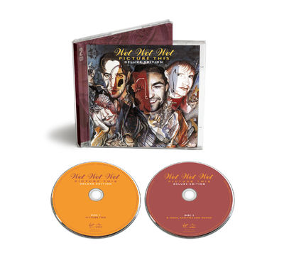 Wet Wet  Wet: Picture This – 2CD Deluxe