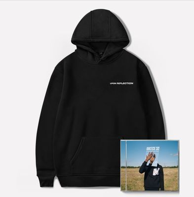 Wretch 32: Upon Reflection Hoodie & Signed CD