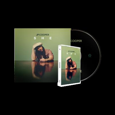 JP Cooper: CD + Cassette Bundle