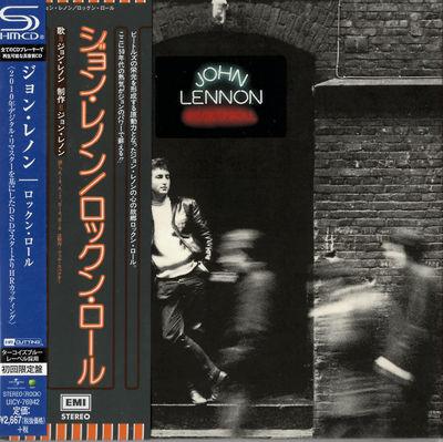 John Lennon: Rock 'N Roll: SHM-CD