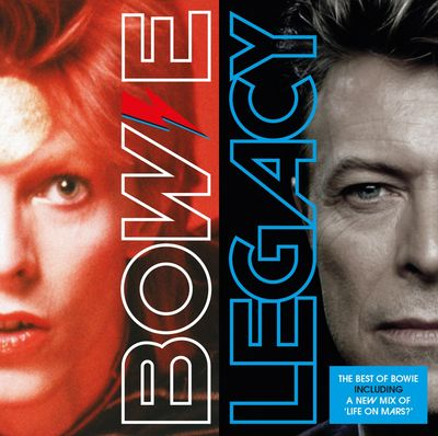 David Bowie: Legacy: The Best of Bowie (Deluxe)