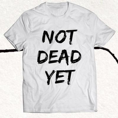 Frank Turner: Not Dead Yet T-Shirt