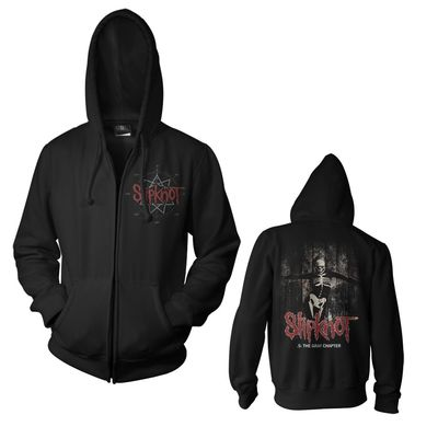 Slipknot: The Gray Chapter Zip Hoodie