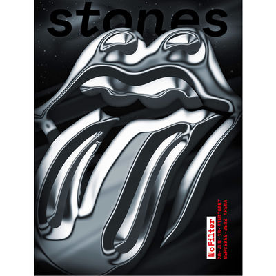The Rolling Stones: Stuttgart Lithograph