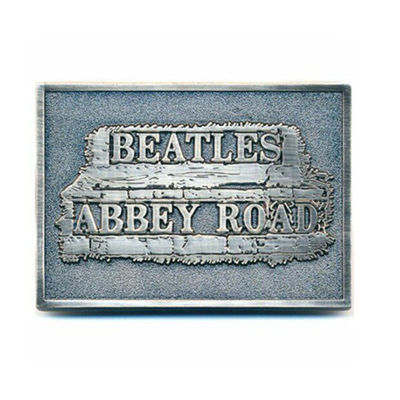 The Beatles: Abbey Road Belt Buckle
