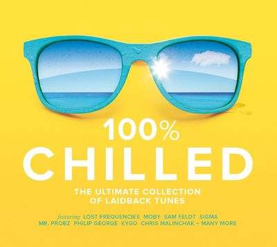 Various Artists: 100% Chilled