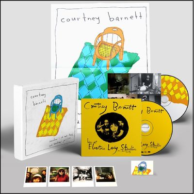 Courtney Barnett: Sometimes I Sit And Think, And Sometimes I Just Sit (Special Edition)