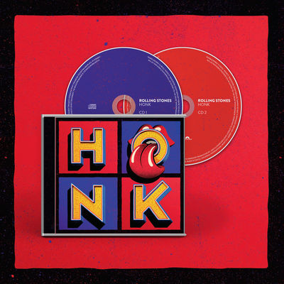 The Rolling Stones: Honk 2CD