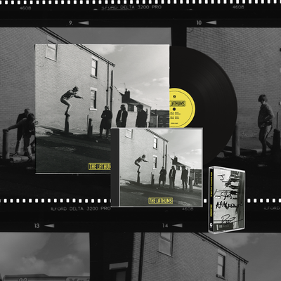 The Lathums: How Beautiful Life Can Be: Standard Vinyl, Standard CD & Signed Standard Cassette