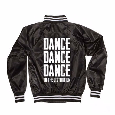 Katy Perry: Dance Dance Dance Black Varsity Jacket