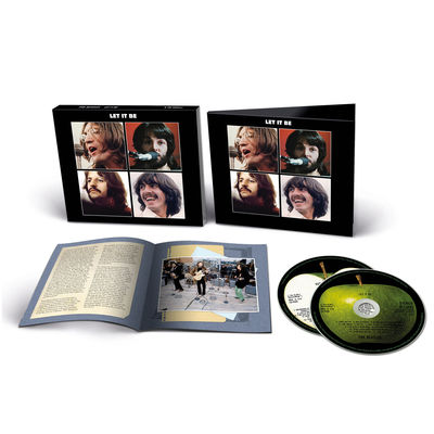The Beatles: Let It Be – Special Edition (2CD)