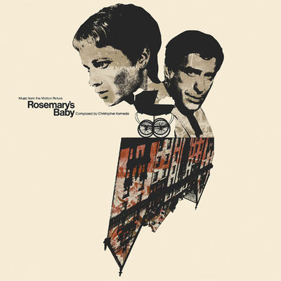 Christopher Komeda: Rosemary's Baby (Original Motion Picture Score)