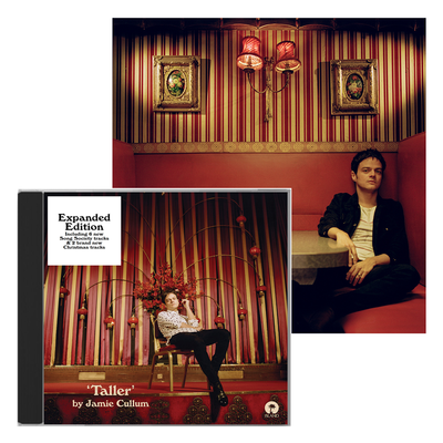 Jamie Cullum: Taller: Expanded Edition + Signed Litho