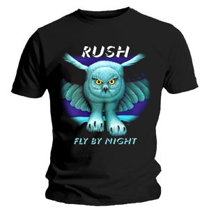 Rush: Fly By Night T-Shirt