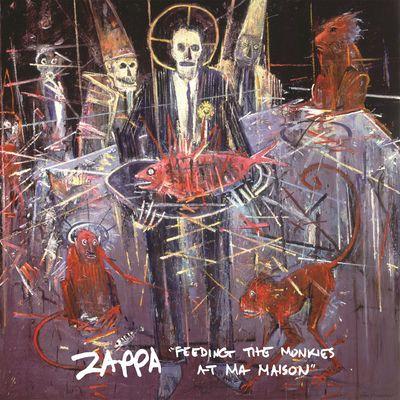 Frank Zappa: Feeding The Monkies At Ma Maison: Yellow Vinyl