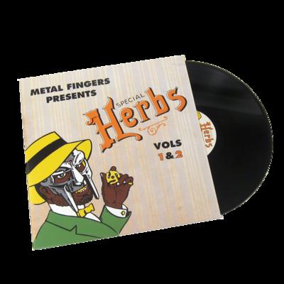 MF DOOM: Special Herbs Vol. 1 + 2