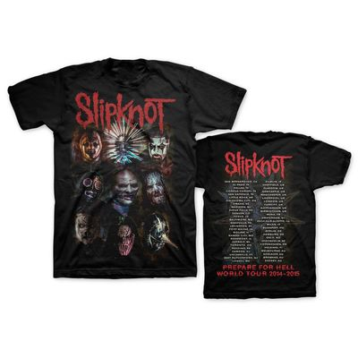 Slipknot: Oxidized T-Shirt