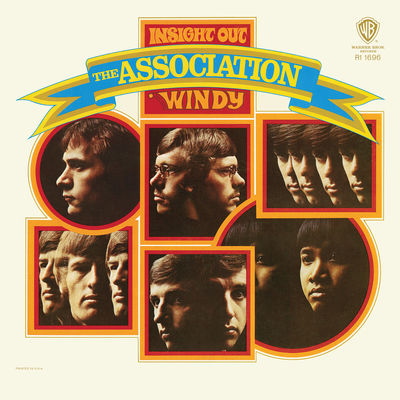 The Association: Insight Out: Translucent Red