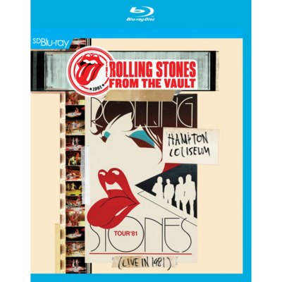 The Rolling Stones: From The Vault – Hampton Coliseum – Live In 1981