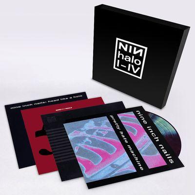 Nine Inch Nails: HALO I-IV