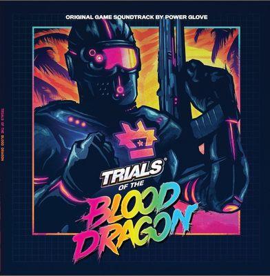 Power Glove: Trials Of The Blood Dragon: Original Game Soundtrack (Neon Pink Vinyl)