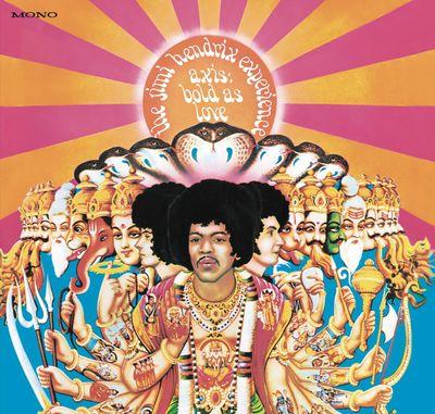 Jimi Hendrix Experience: Axis: Bold As Love