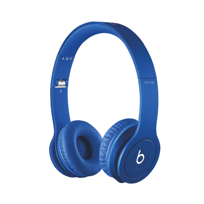 Beats: Solo HD 2 On-Ear Headphone - Matte Blue