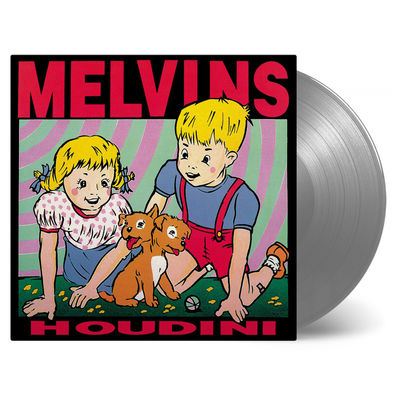Melvins: Houdini: Limited Edition Silver Vinyl