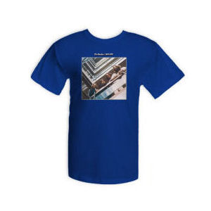 The Beatles: The Beatles Blue Album T-Shirt