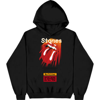 The Rolling Stones: Spielberg Red Bull Ring Hoodie